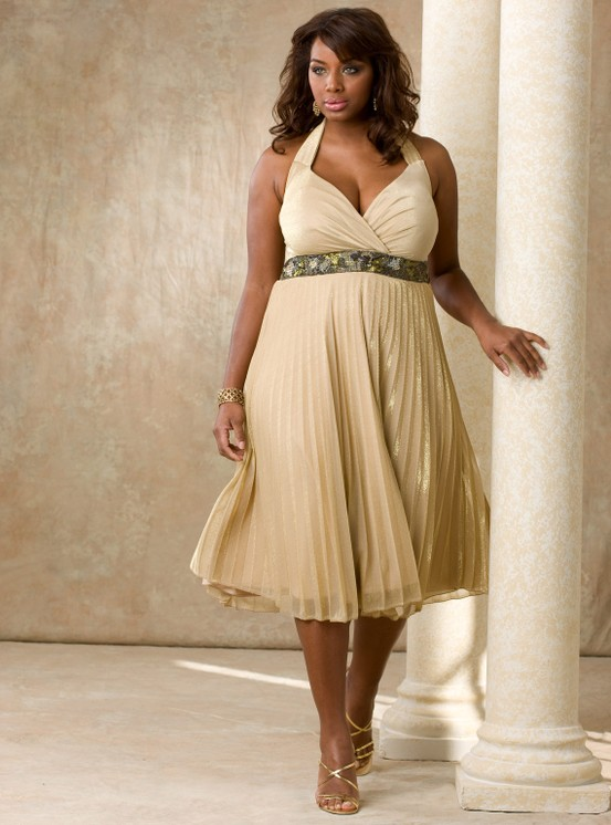 Dresses For Plus Size Apple Shaped Body